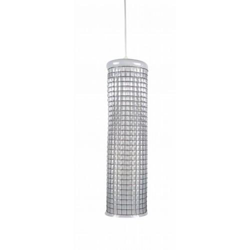 Grid suspension lamp