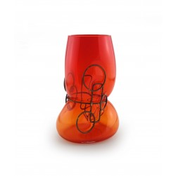 Vase TWIGGY Red