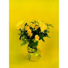 Vase DOUBLE RING