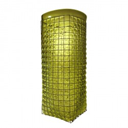 GRID Giant Vase Acid Green