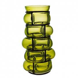 BRICK Vase Acid green
