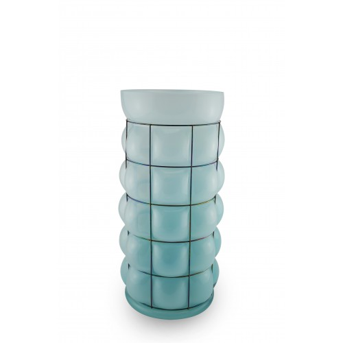 Vase SKYLINE Opale skyblue