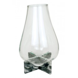 Vase GRAVITY CROSS Marbre Gris