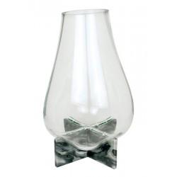 GRAVITY CROSS Vase Grey Marble