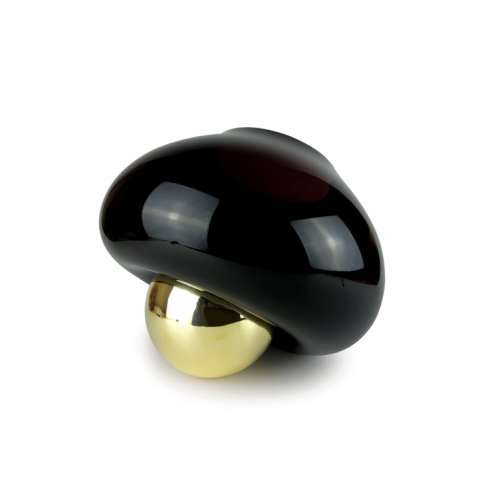 Coupe 1 BALL Black & Gold