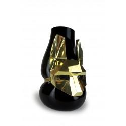 MASK Rabbit Black & Gold
