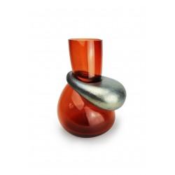 Vase SABA Grenat