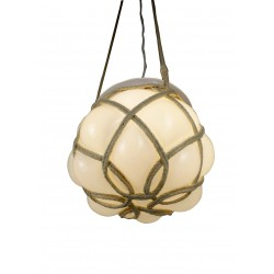 Suspension MACRAME Lampe - corde