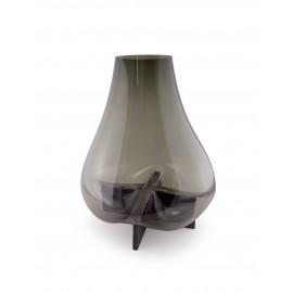 GRAVITY CROSS Vase Marbre Gris