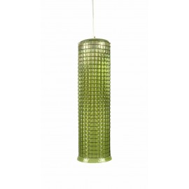 Grid suspension lamp