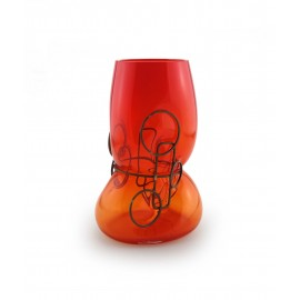 Vase TWIGGY Rouge