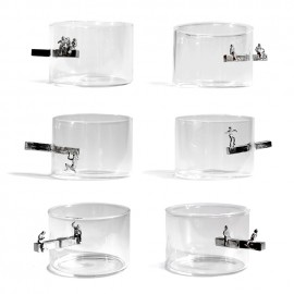 Tasses LILLIPUT (Set de 6)