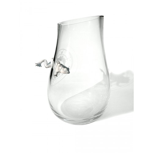 No Limit Frog Vase
