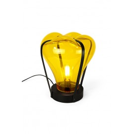Lampe HELIUM Simple Noir/ Couleur