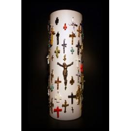 Vase Big CROSS