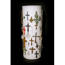 Vase Cross Small
