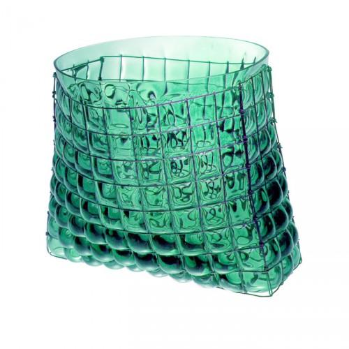 GRID Bag Small vase