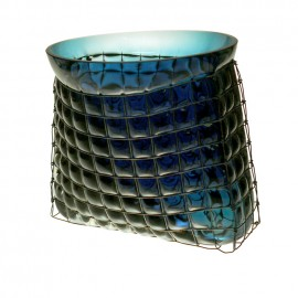 GRID Bag Small vase