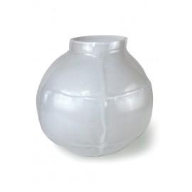 TRACE Round Vase