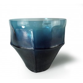 TRACES Bowl Duck Blue