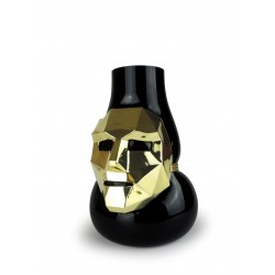 MASK Face Black & Gold