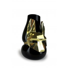 MASK Rabbit Black & Gold